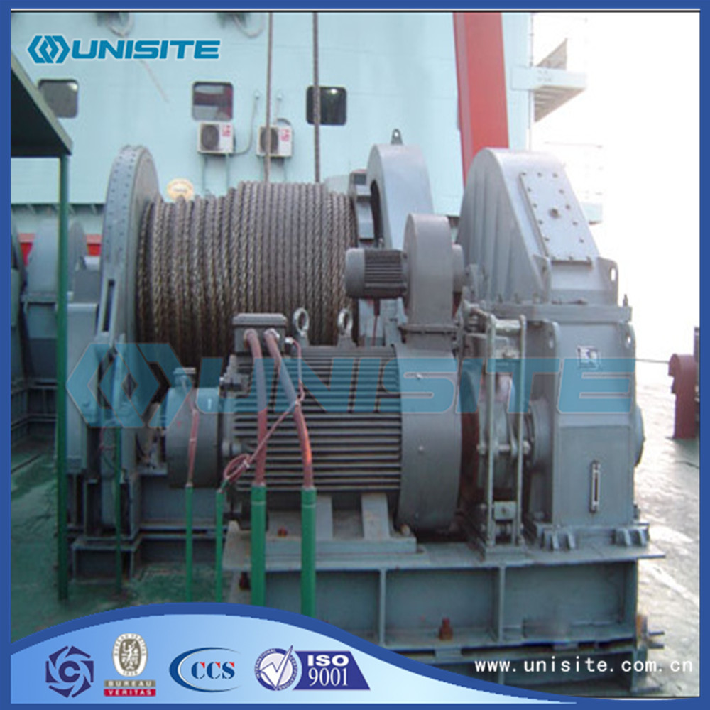 Steel Anchor Winch Windlass Design price