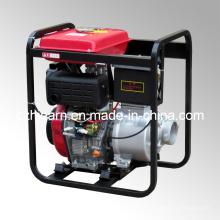 Pompe à eau diesel 4 pouces Démarrage électrique avec batterie 20ah (DP40E)