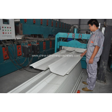 New design for JCH roofing roll forming machine