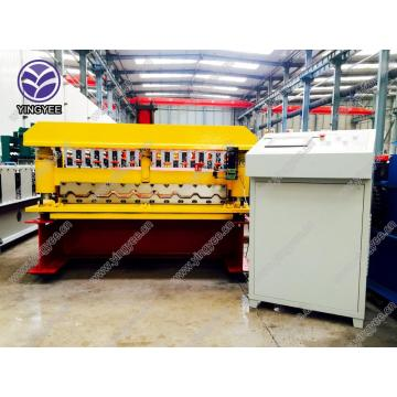 Dakplaat Golfkarton Making Machine