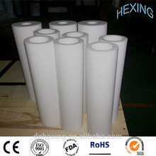 Pure White 100% virgen extraído tubo ptfe