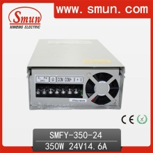 350W 24V 14.5A impermeable conmutación fuente de alimentación al aire libre utilizado para IP40