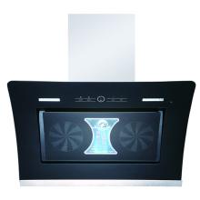 Capot d'échappement à double moteur / hotte aspirante pour appareil de cuisine / hotte aspirante (TWIN8 # A)