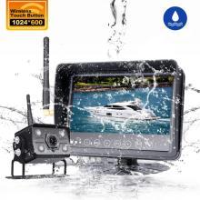 Vechile Backup Cameras Monitores retrovisores IP69