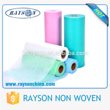 Polypropylene SS Spunbond Non Woven Fabric Raw Materials for Diaper Making