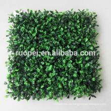 planta de paredes artificiales / jardín pared de césped artificial