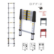 Dff-2 3 Schritt Aluminium Teleskop-tragbare Leiter En131