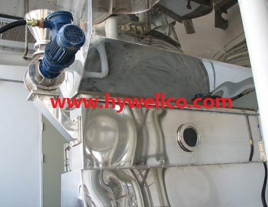 Mannitol Drier Machine