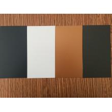 PVDF de color blanco puro Bobina de aluminio de recubrimiento