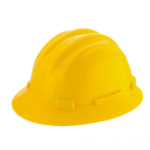 Full Brim Estilo 4 puntos Ratchet Suspension Hard Hat