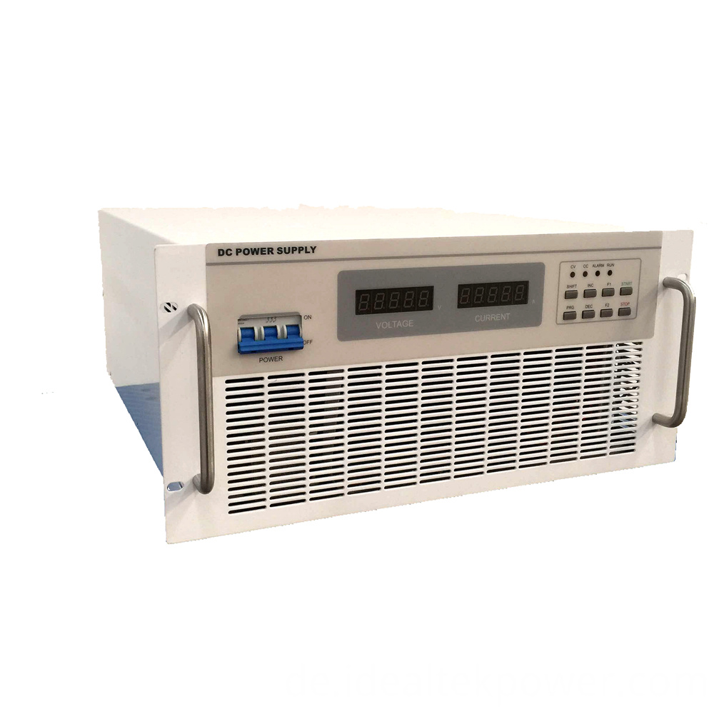 Mtp Dc Power Supply 6kw 4u Front Panel 2