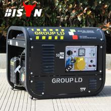 BISON CHINA Swiss Kraft 6.5kw Fuel Save 380V Three Phase Gasoline Generator, swiss kraft gasoline generator manual