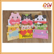 Os brindes de papelaria mais populares de cartões de aniversário felizes para crianças