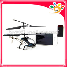 HUAJUN Factory W808-5 3.5 channel alloy iphone/android control rc helicopter rc toys