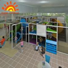 Adventure Indoor Kids Playground Equipment For Sale