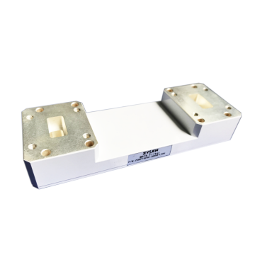 Waveguide Band Pass Filter