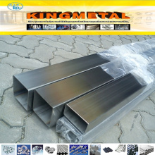 2b No. 1ba Surface Finish Construction Stainless Steel Square Tube 304