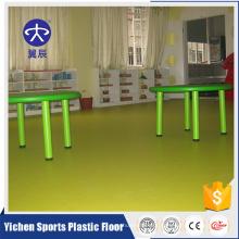 Antishock jardim de infância sala de aula piso tapetes materiais