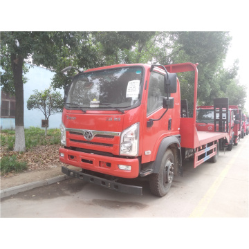 TRUCKER 130HP Trailer mesin penggali