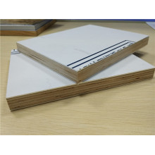 White Color Aluminum & Plywood Sandwich Panels for Truck Doors
