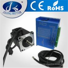 NEMA23 Servomotor Kits / NEMA23 Schrittmotor mit Treiber und 3m Kabel
