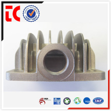 China OEM maßgeschneiderte Aluminium Luft Kompressor Zylinder Deckung Druckguss