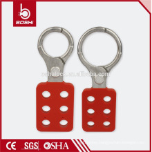 """Locking 1"""" and 1.5"""" Safety Lockout Hasp with Hooks , master lockout hasp BD-K12"""