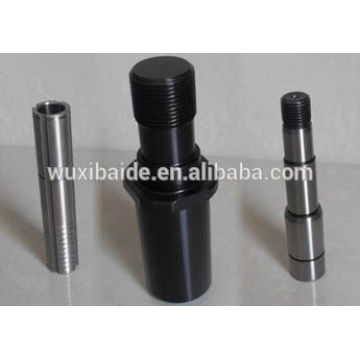 CNC turning stainless steel axle shaft for communication equipment custom stainless steel shaft cnc precision machining