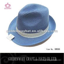Горящие продажи !!! Модный дизайн Бумага Straw Fedora Hat