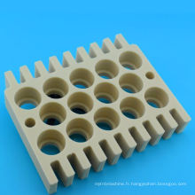 Nylon de fonte de MC tige feuille plastique pièces usinées