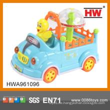 Neue Artikel Kunststoff elektrische Tier Spielzeug Auto für Kinder