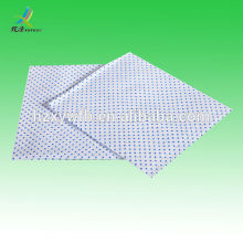 Spunlace Nonwoven 100% PET Nonwoven Fabric