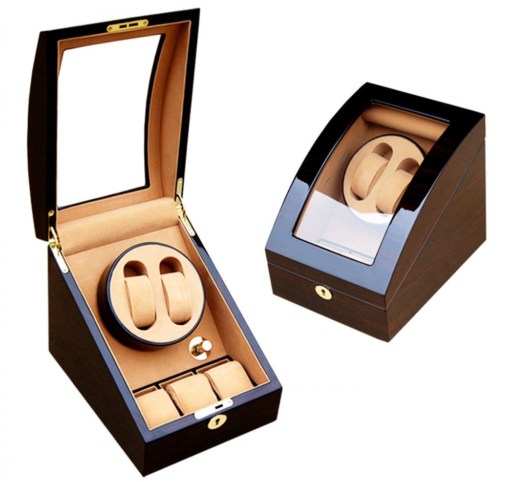 Ww 8077 Wooden Watch Winder