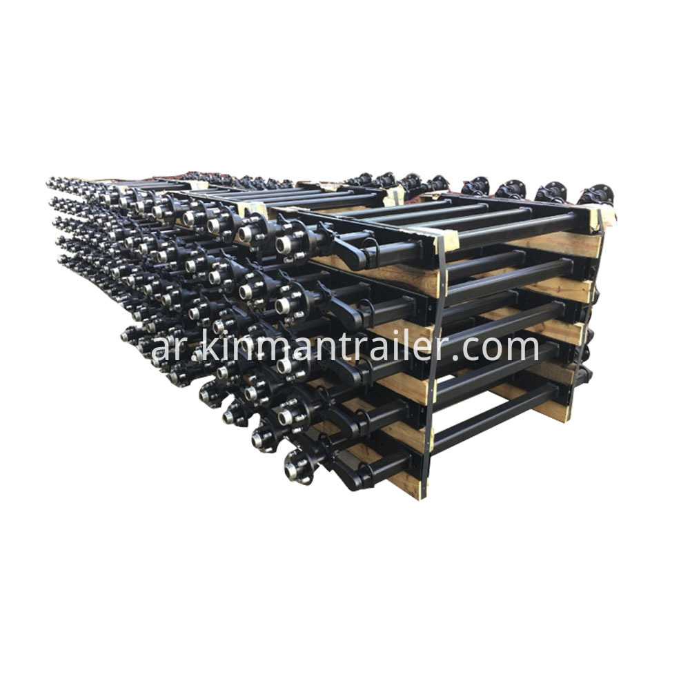 Straight Axle Leaf Springs