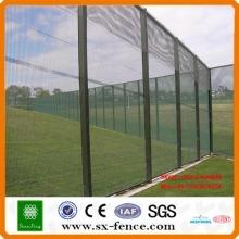 Galvanisé et enduit de poudre 358 clôture haute sécurité