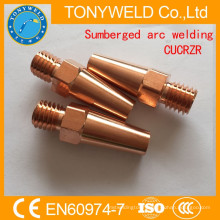 19*60*3.2 contact tip for submerged arc welding