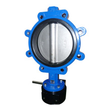 Soft Sealing Seat Lug Type Butterfly Valve (Pn10/16)