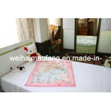 100%Polyester Baby Blanket (NMQ-LBB007)