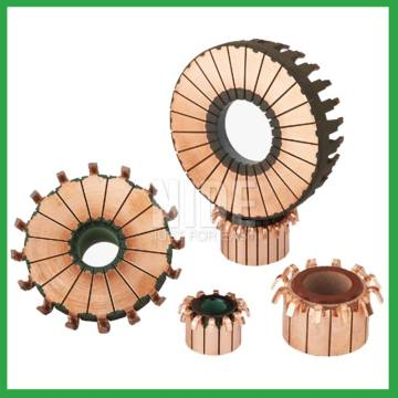 Planar Type electric Motor Commutator