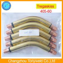 Tregaskiss 405-60 mig peças de soldagem pescoço de ganso