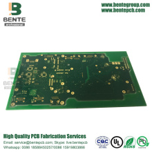 8-lagen IT180 Multilayer PCB 0,25 mm PCB maken