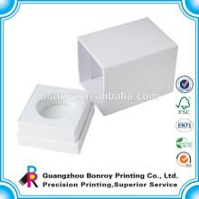caja de embalaje caja de cartón blanco