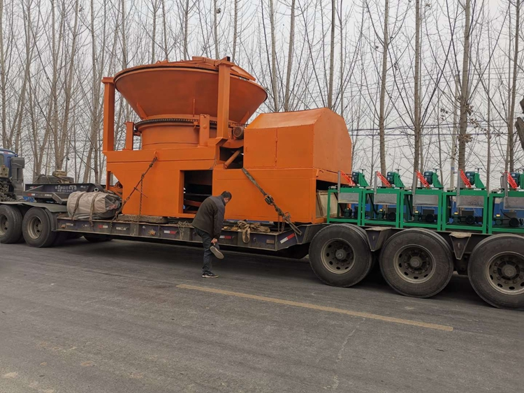 3200 Wood Disc Crusher