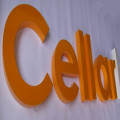 Interior 3D Gel LED Letters Signs