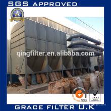 Zyklon Staubabscheider Staubbeutel Filtergehäuse für Zementwerk