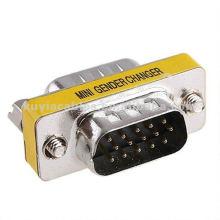 Adaptateur VGA Mâle vers femelle Connecteur