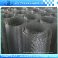 Malla de alambre expandida de acero inoxidable utilizada en techo decorativo