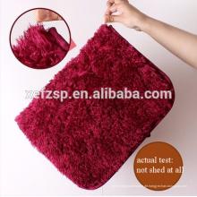 Wuxi große Startseite Polyester Shaggy Teppich / Sommer Schlafmatte