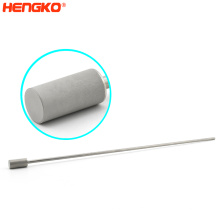 HENGKO high quality multipurpose sintered stainless steel 316L porous bubble diffuser air stone generator for gas generation