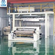 SMMS PP Spunbond Meltblown Nonwoven Fabric Production